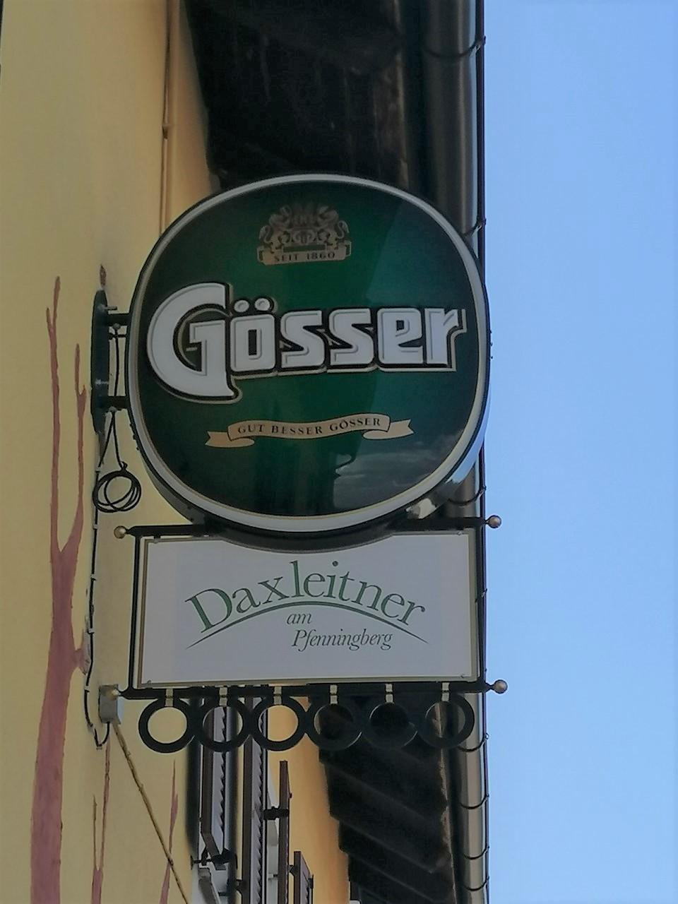 logo gasthaus daxleitner